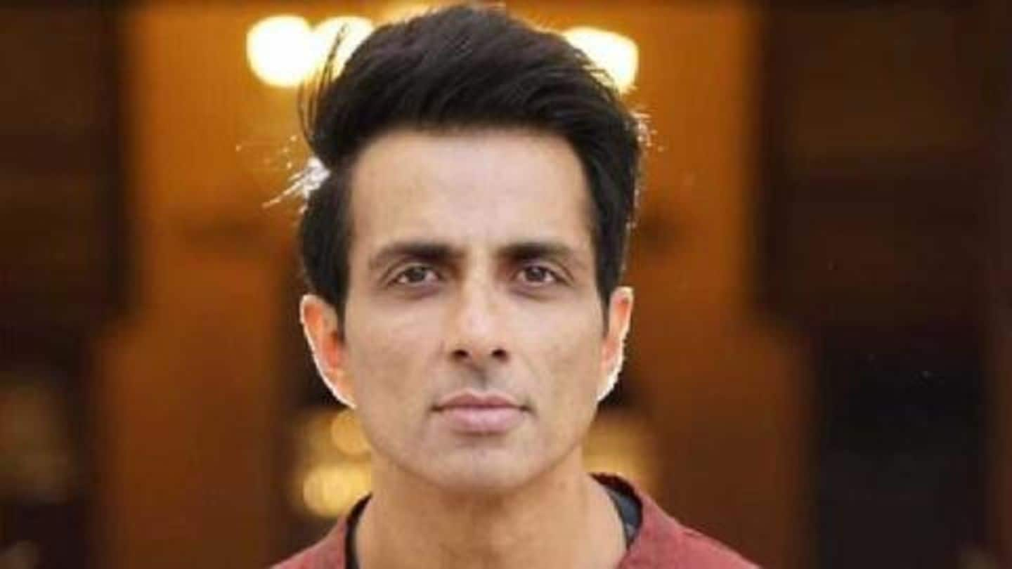 Sonu Sood says he 'will continue sending migrants home'