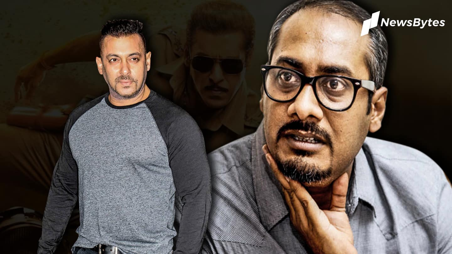 'Dabangg' director Abhinav Kashyap blames Salman for ruining his career