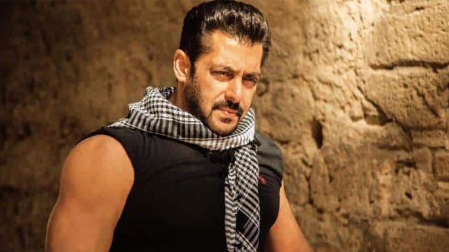 Salman Khan to start shooting for 'Tiger 3' in March