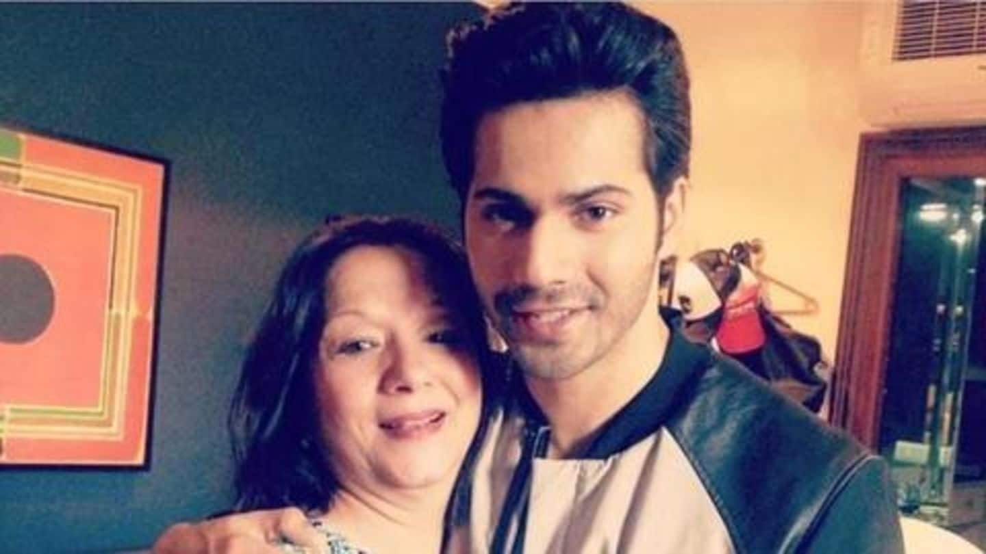 Varun Dhawan's aunt passes away, actor mourns her demise