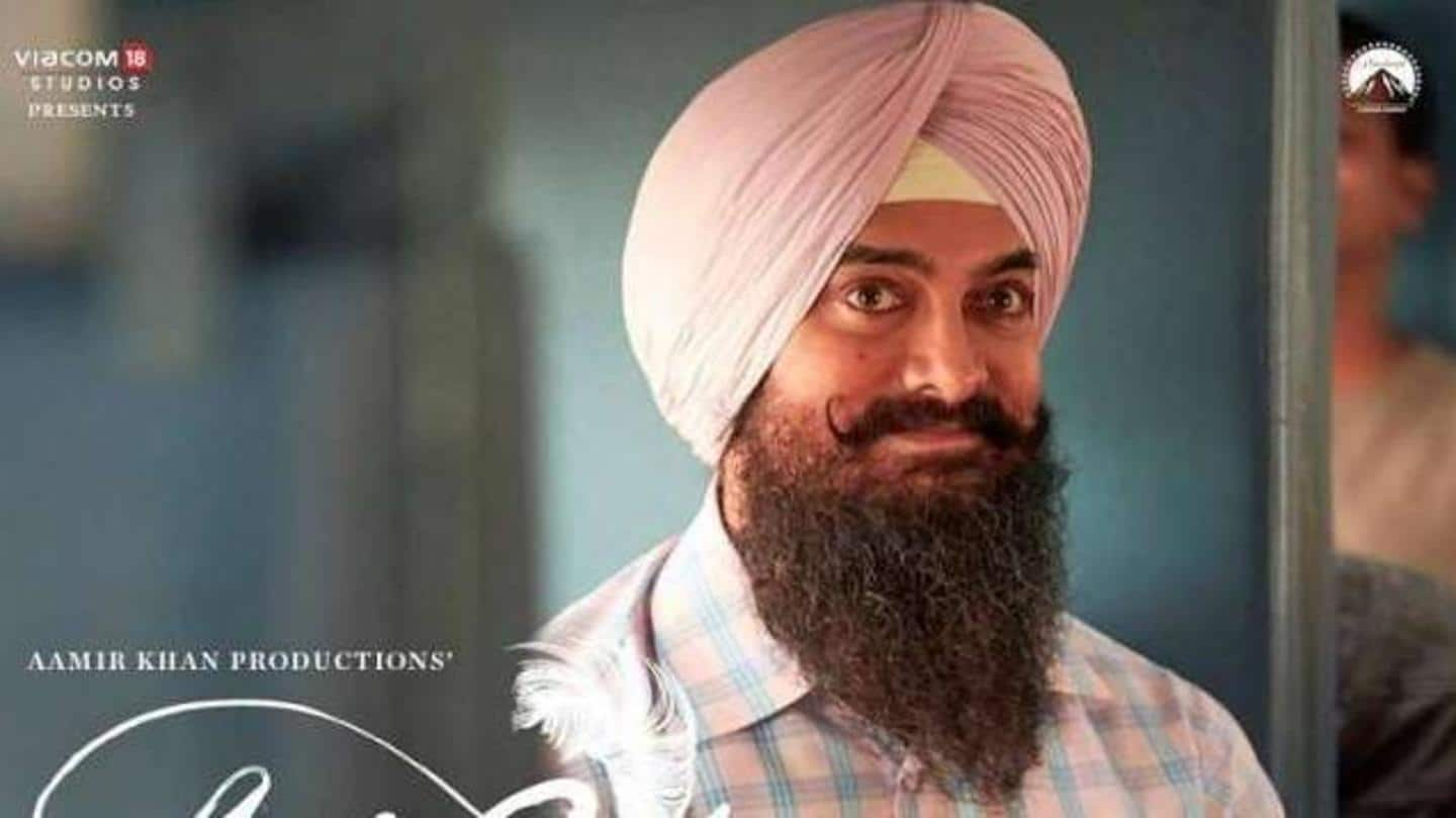 Aamir Khan's 'Laal Singh Chaddha' to arrive on Christmas 2021