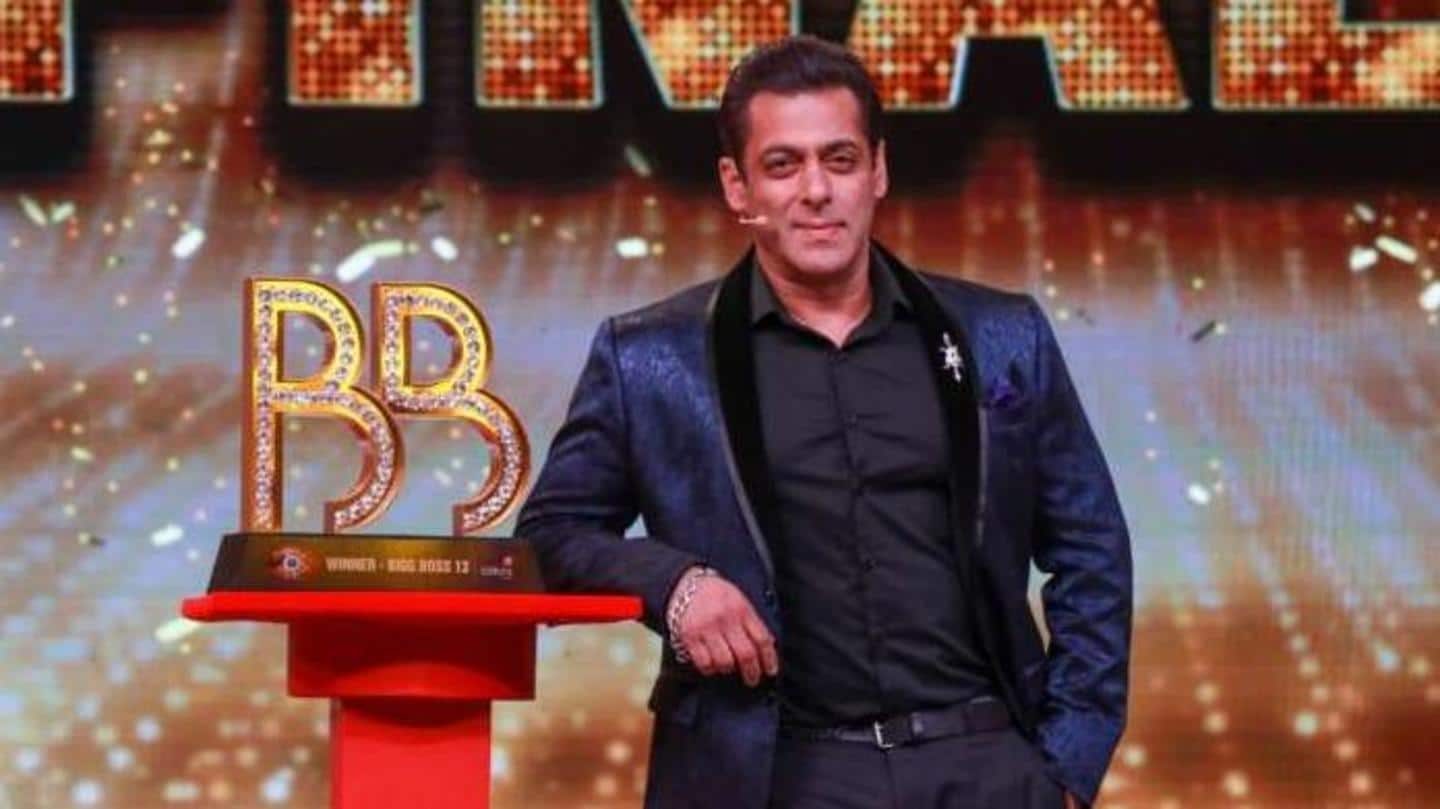 Salman Khan's 'Bigg Boss 14' postponed for a month?