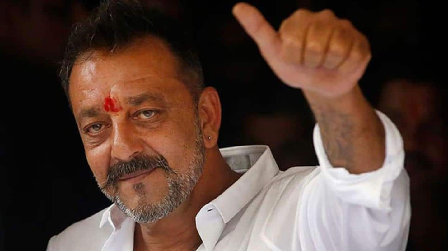 Actor Sanjay Dutt diagnosed with Stage 3 lung cancer