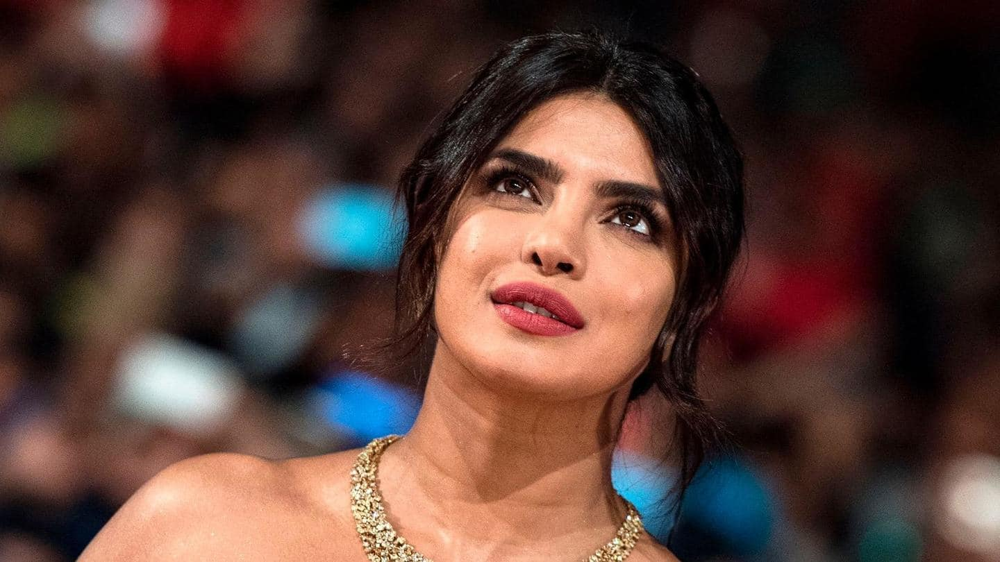 Priyanka Chopra Jonas signs multimillion dollar TV deal with Amazon