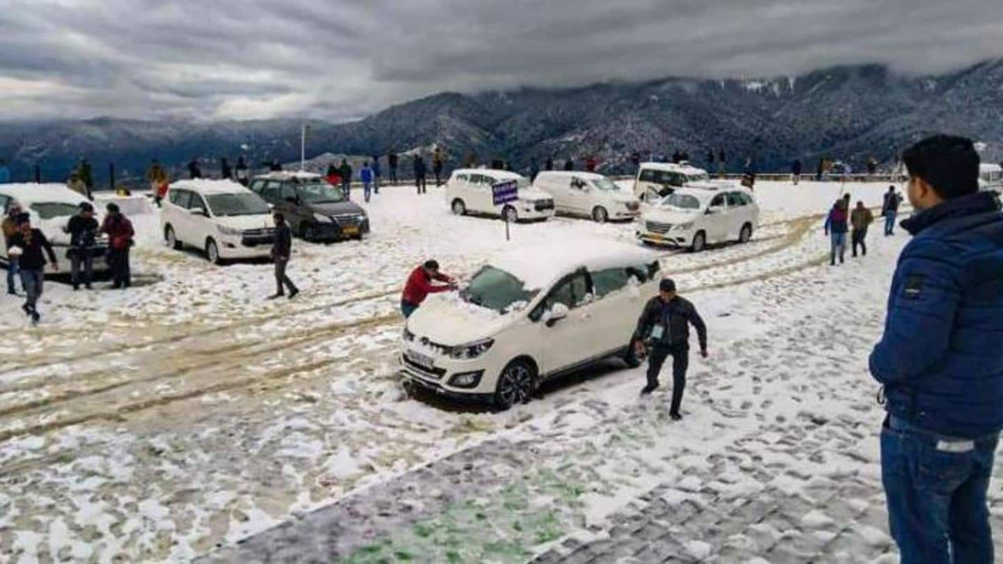 Rain, snow in Western Himalayas during March first week: IMD