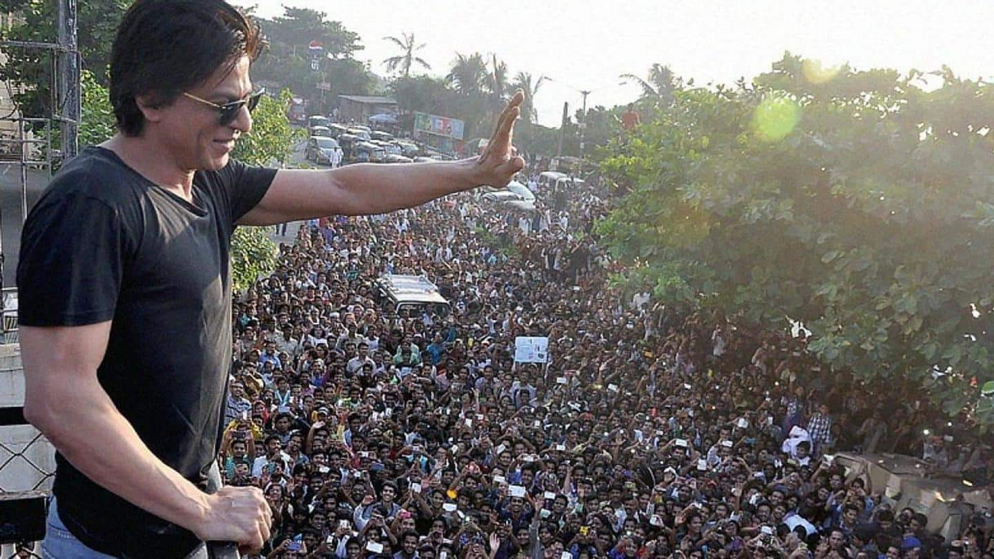 SRK's fans are planning a virtual birthday bash this year