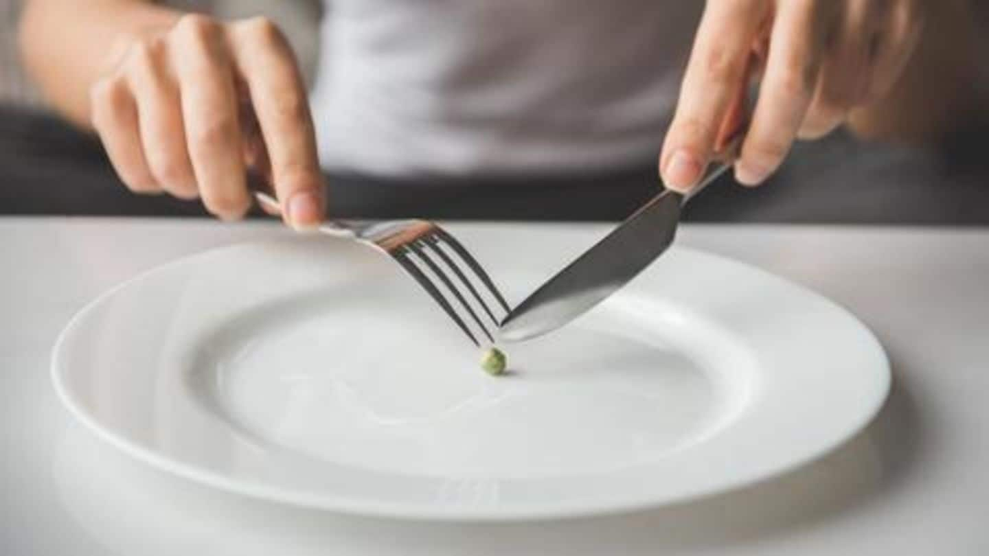 These are common eating disorders anyone can suffer from