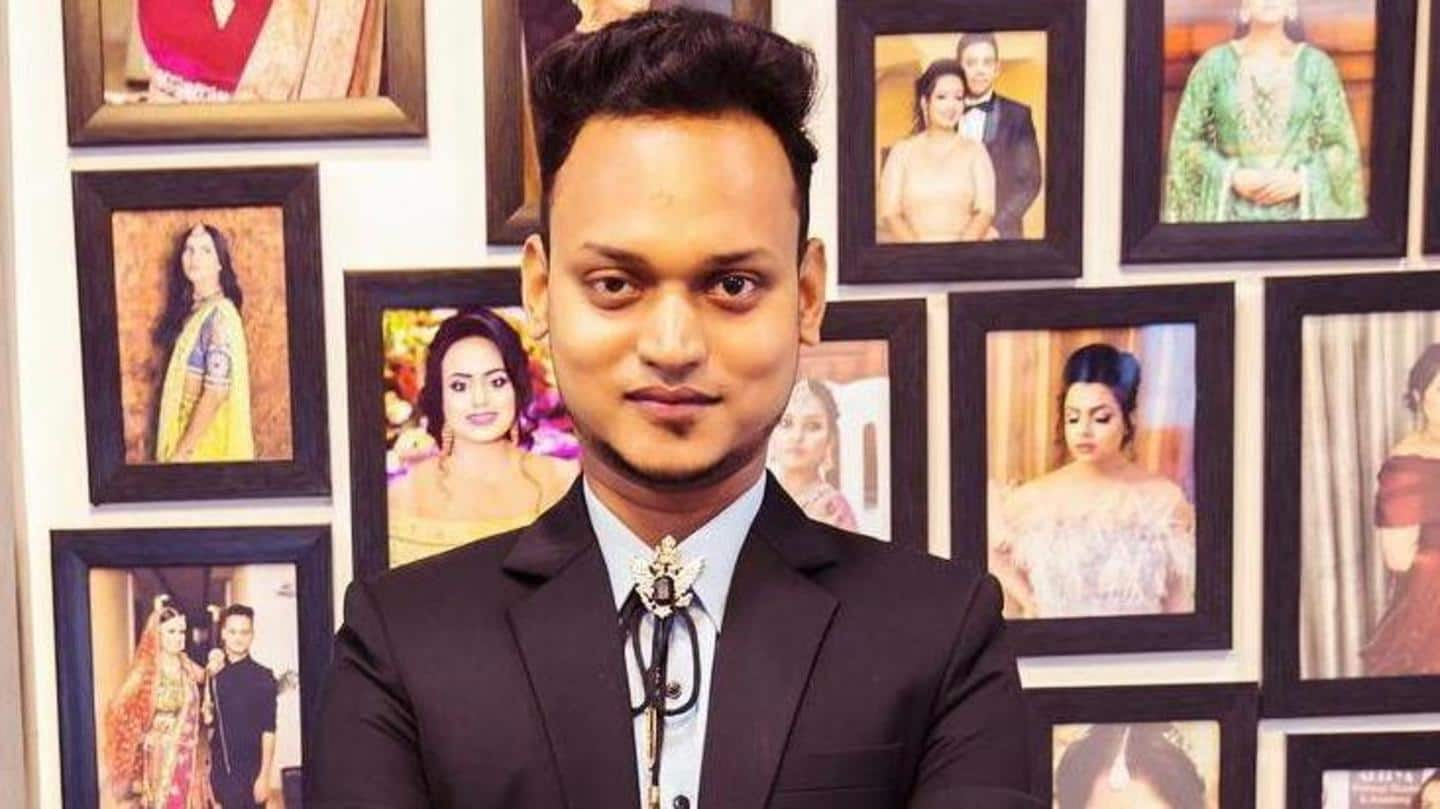 Aditya Kumar Sharma's journey as a famous celebrity makeup artist