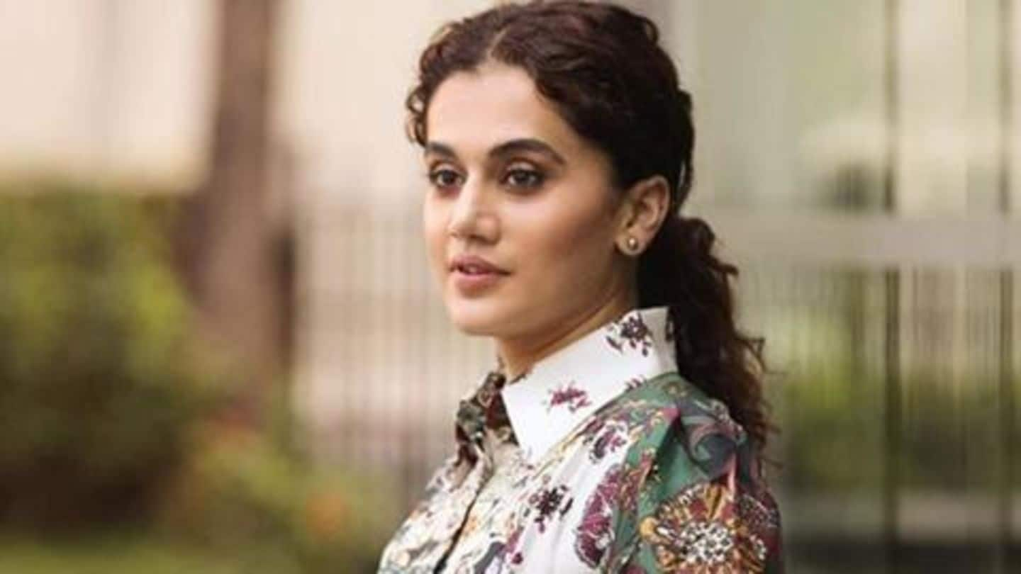 A void that will stay forever: Taapsee mourns grandmother's passing