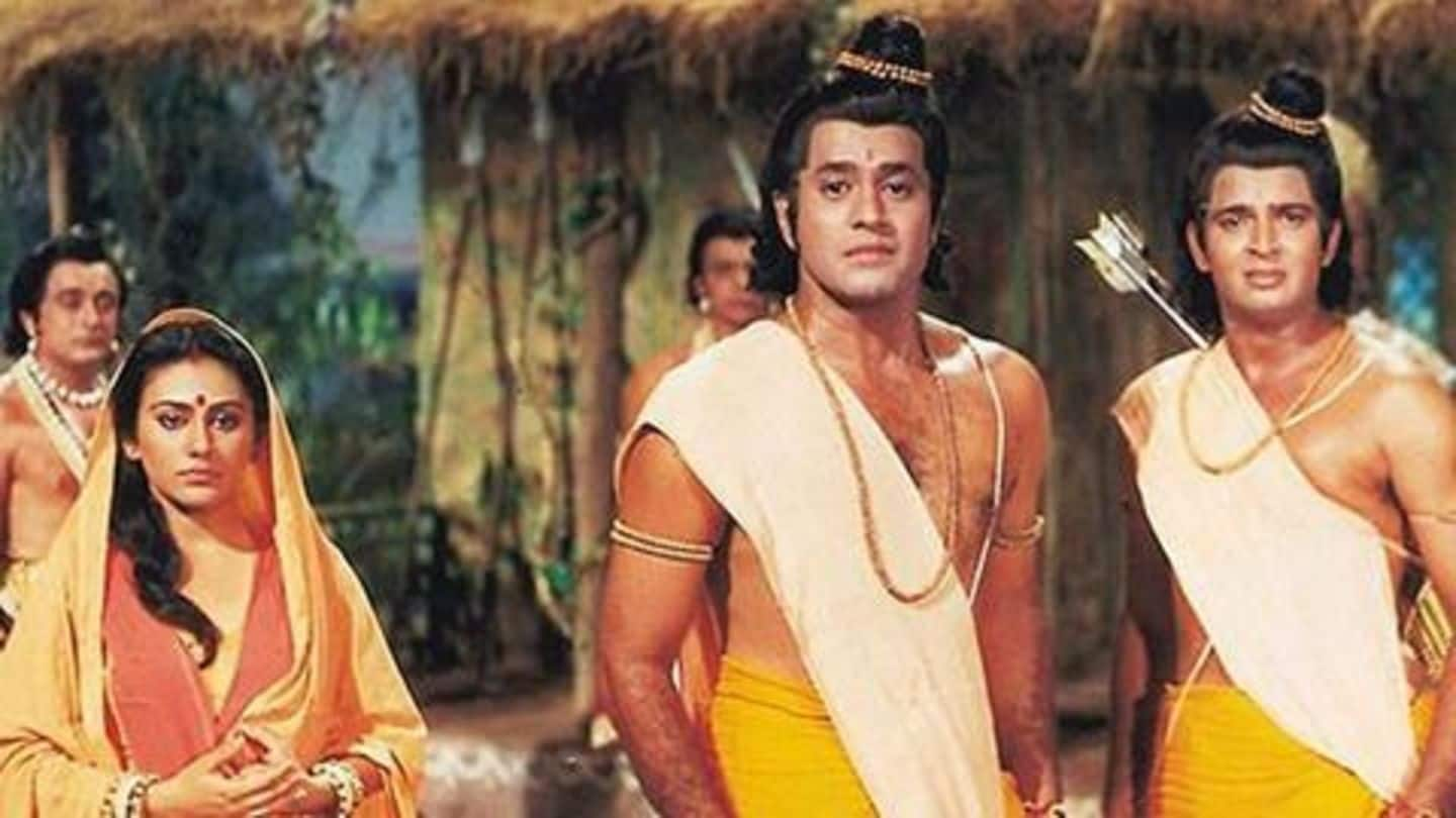 Monotony, injuries, technical issues: The many challenges of making 'Ramayan'
