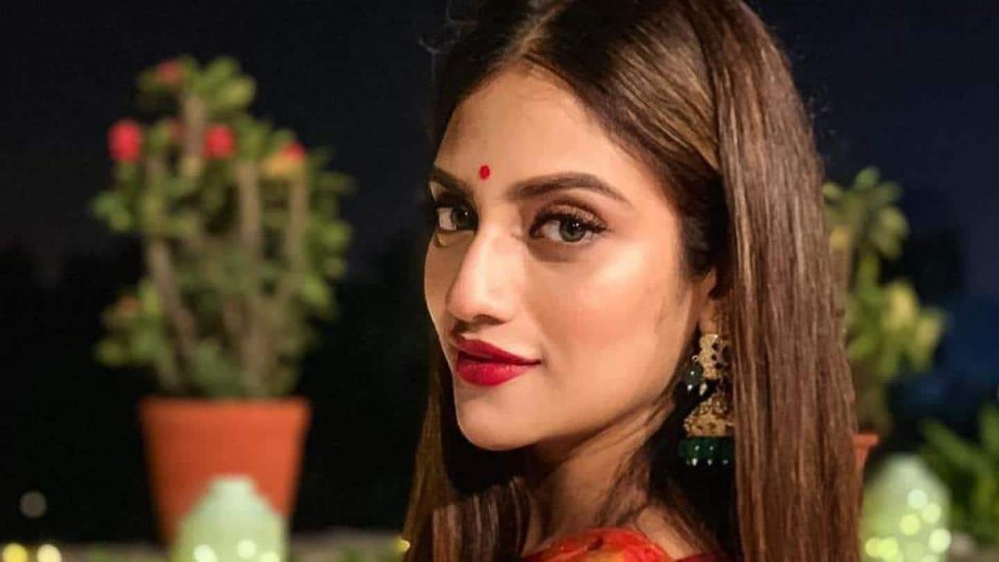 Dating app uses Nusrat Jahan's photo without consent; probe initiated