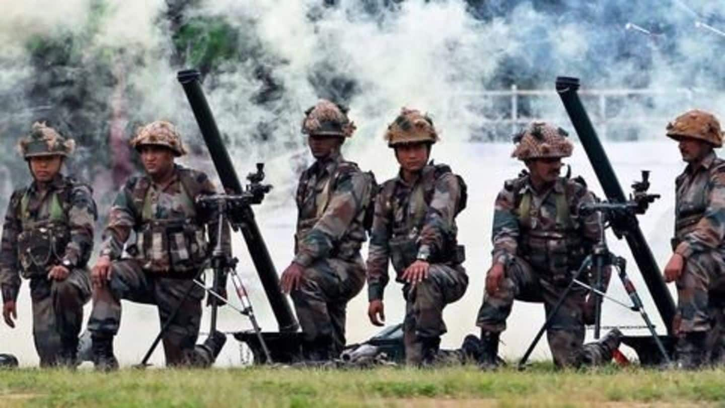 BSF soldier killed in latest ceasefire violation