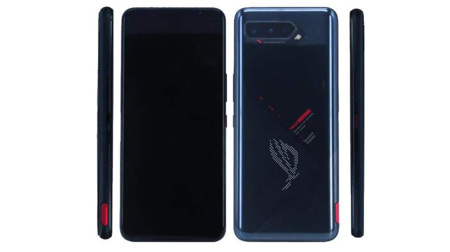 ASUS ROG Phone 5 will feature a Full-HD+ display
