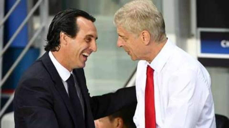 Arsenal lost defensive structure under Arsene Wenger: Emery