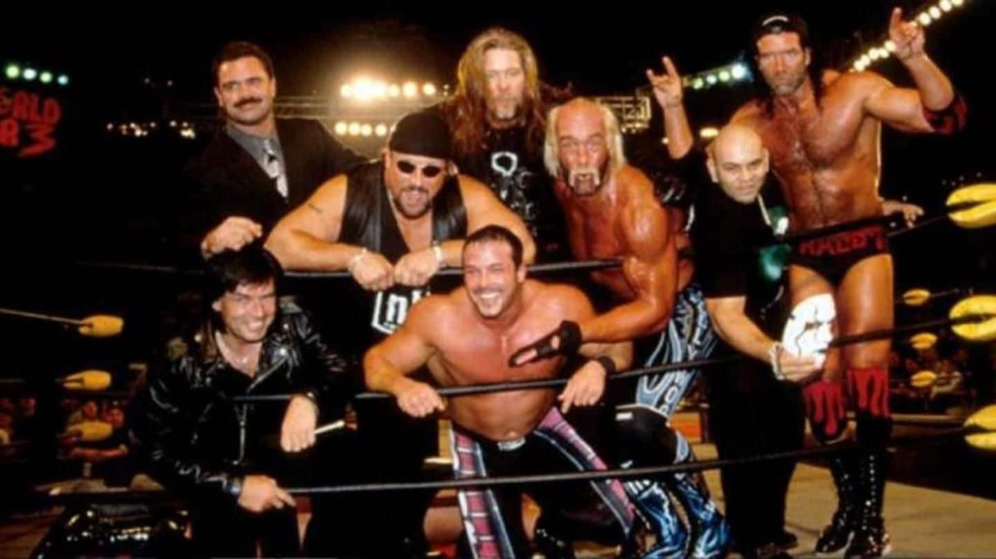 5 greatest WWE stables ever