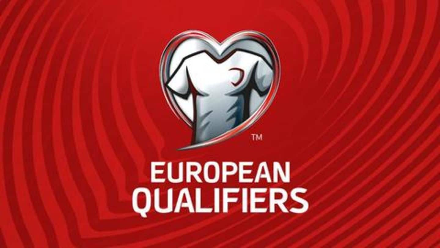 Netherlands, Germany drawn together in 2020 Euro Cup qualifiers