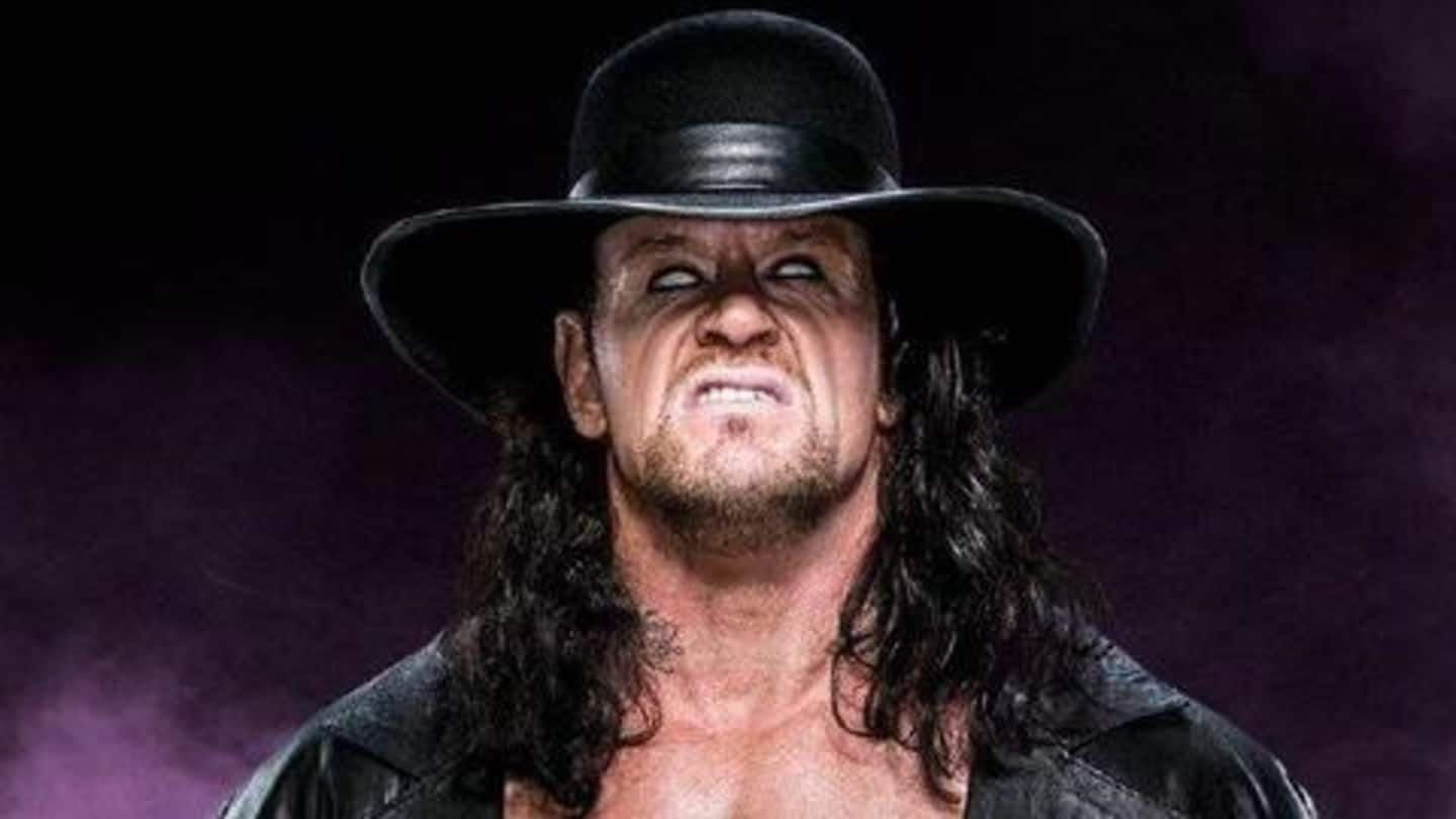 Times when The Undertaker showed his egotistical side to WWE