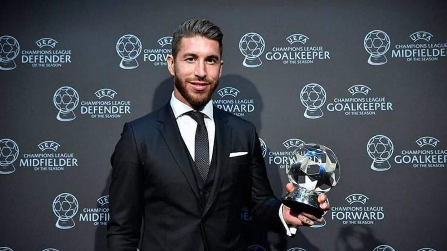 Ronaldo does what he wants: Sergio Ramos