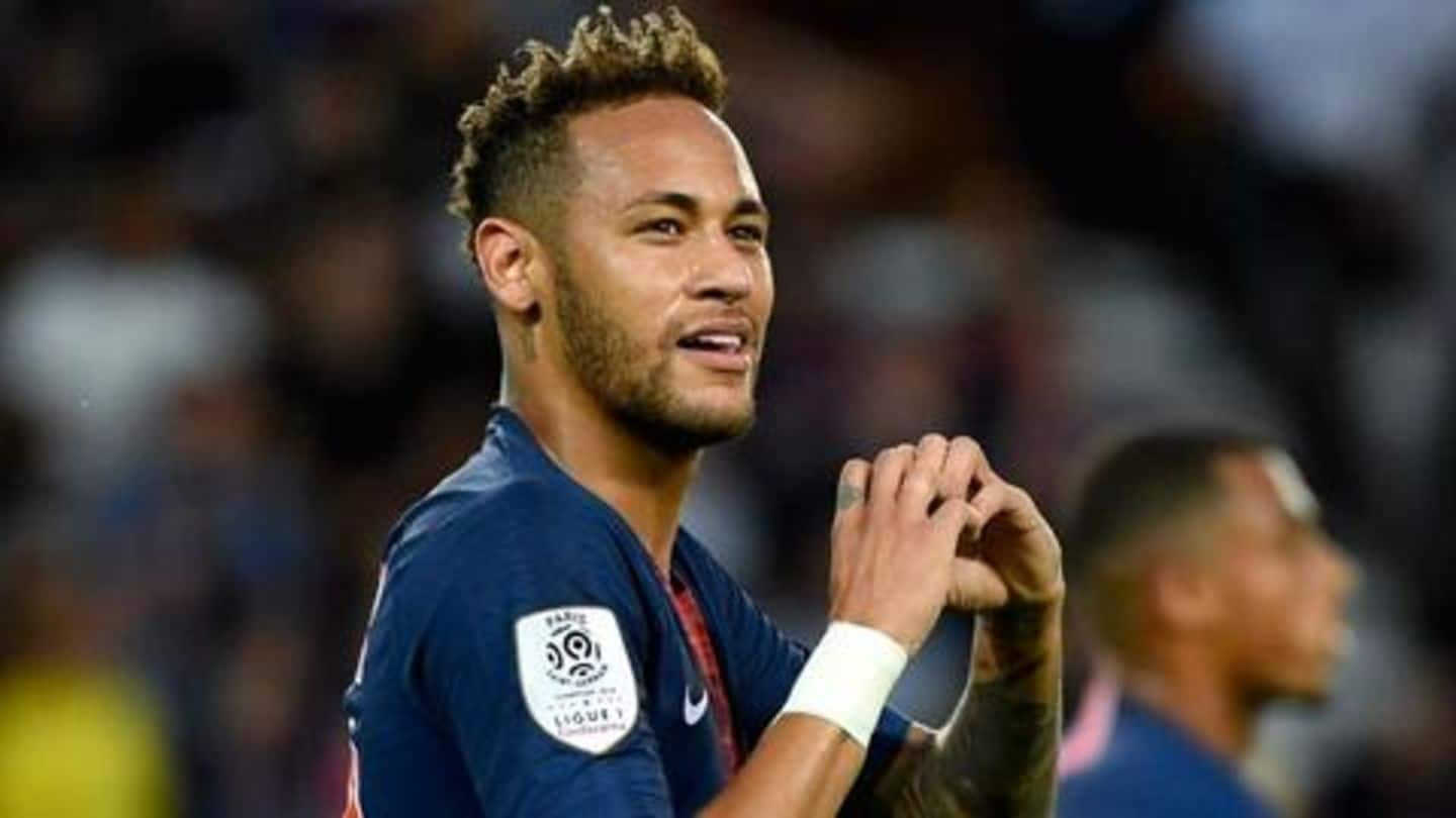 Neymar to reject Barcelona transfer and remain at PSG?