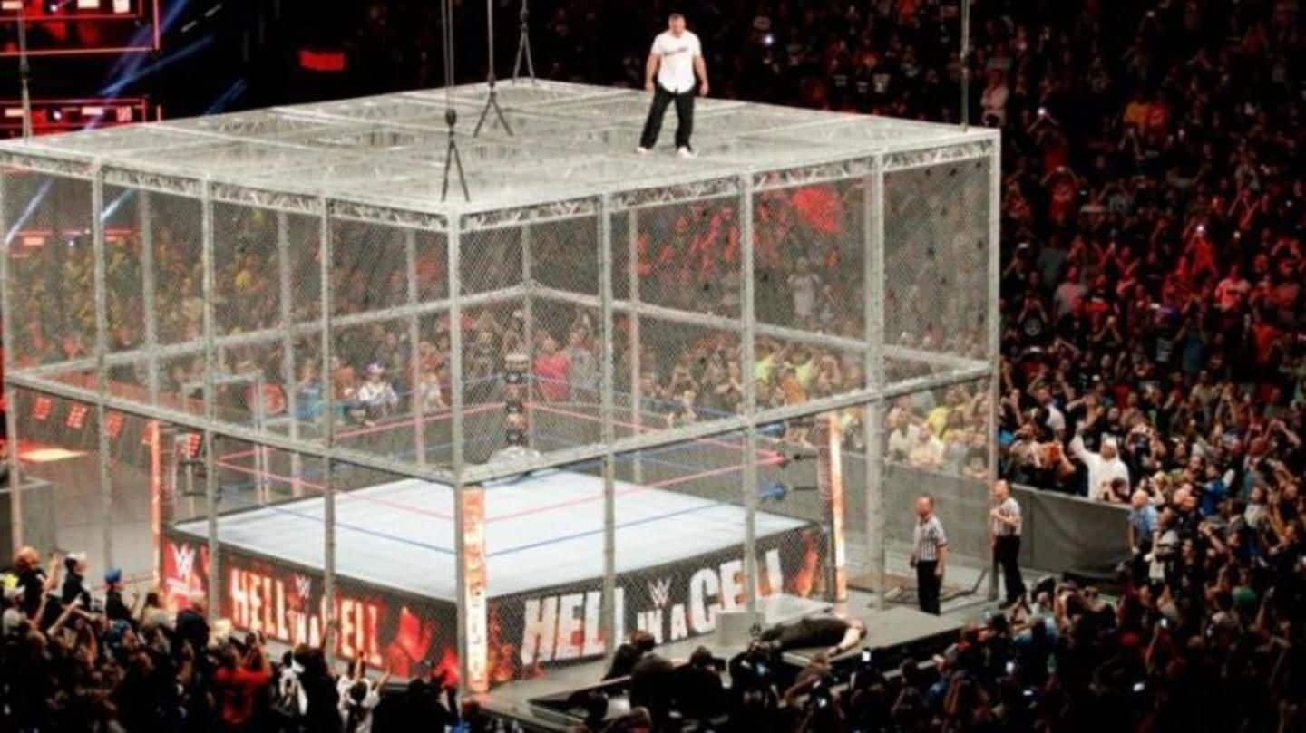 5 interesting and unknown 'Hell in a Cell' facts