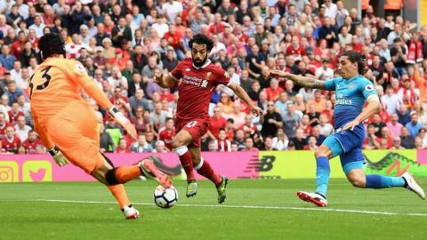 Arsenal vs Liverpool: Match preview, Starting XI, TV listing
