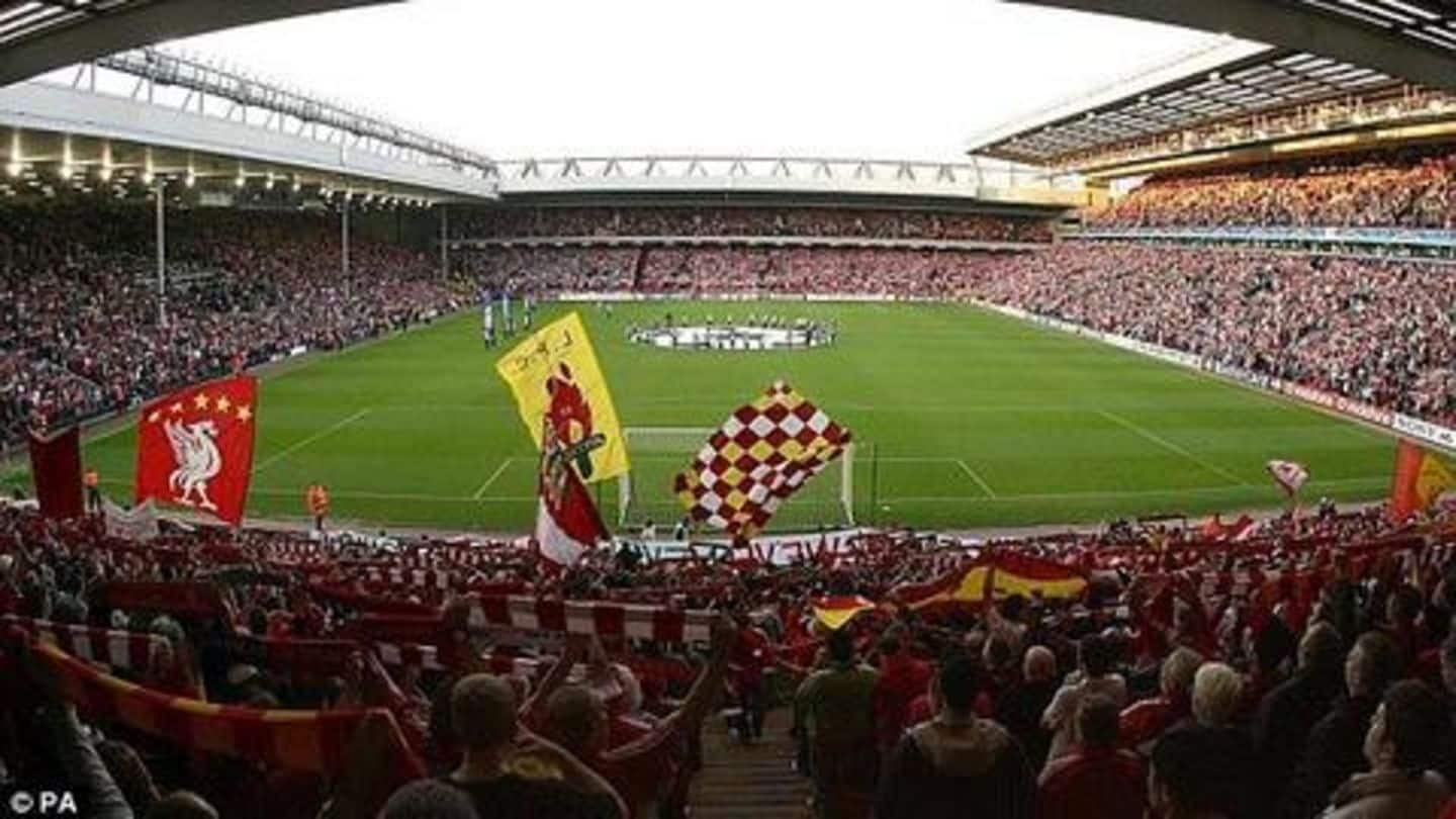 Tickets to see Liverpool win the EPL selling for £6,000