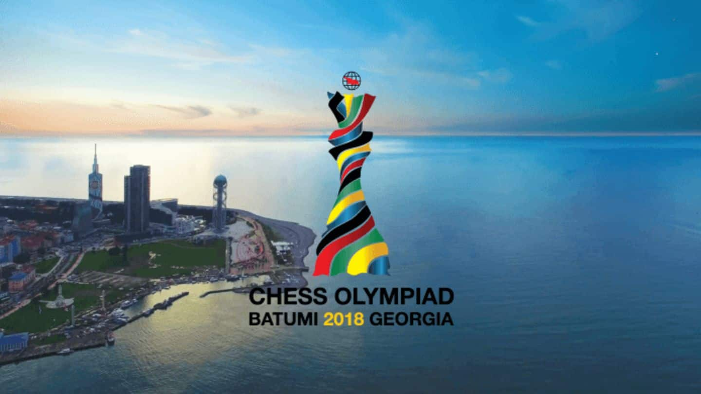 Chess Olympiad 2018: All you need to know
