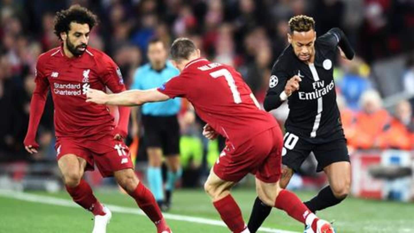 Liverpool, PSG or Napoli: Which club will qualify?
