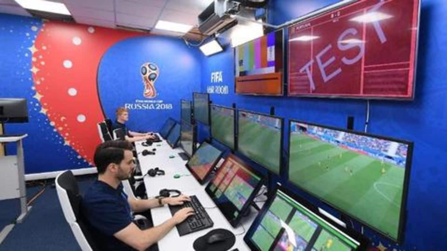 VAR could be introduced from Champions League round of 16