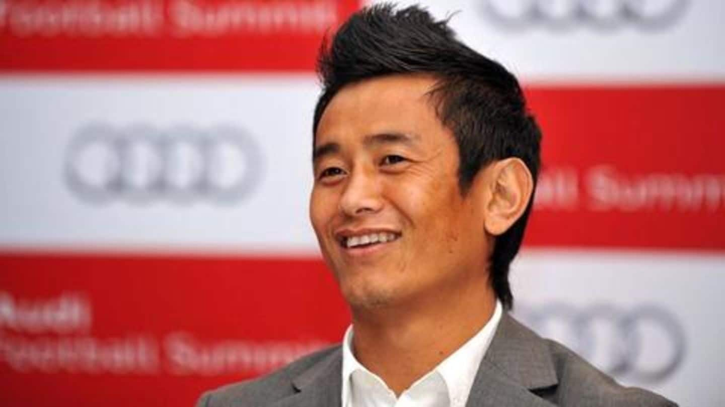 Bhaichung Bhutia: 50-50 chance of India reaching Asian Cup knockout-stage