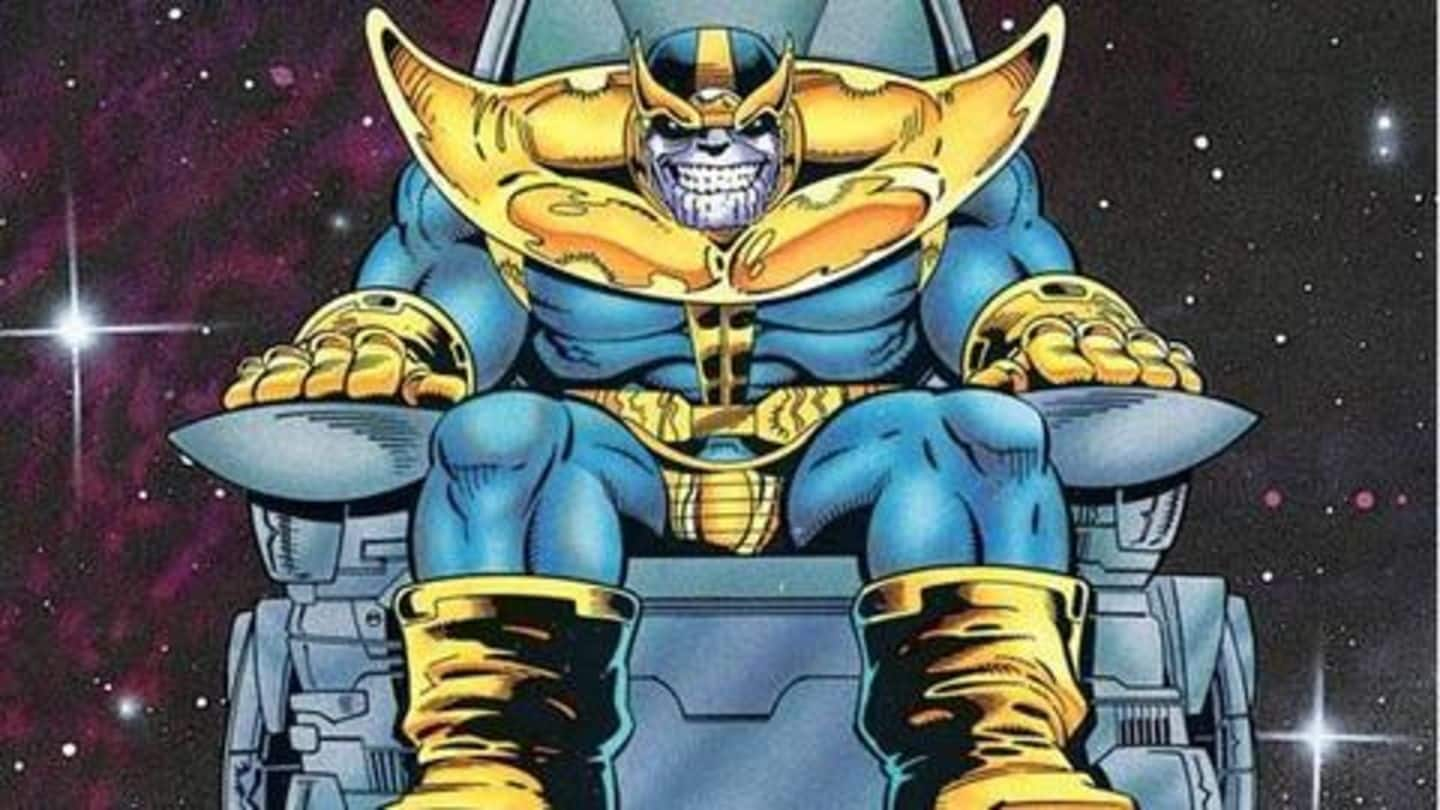 #ComicBytes: 5 Marvel characters who have defeated Thanos
