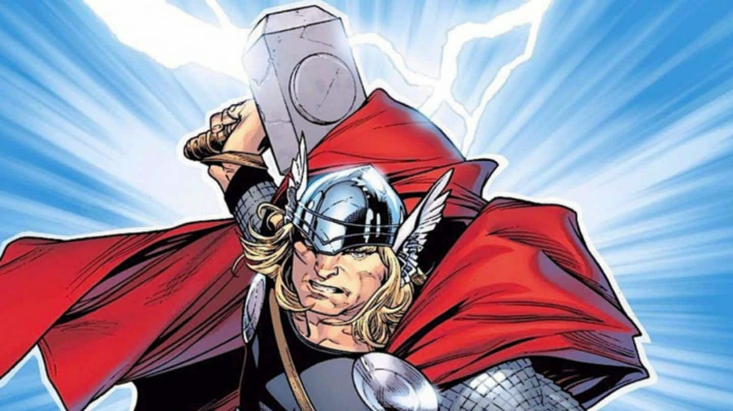 #ComicBytes: 5 Marvel characters who lifted Thor's hammer