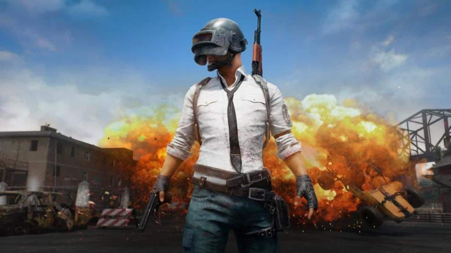 #GamingBytes: Do you know PUBG features Mahindra's tractor?