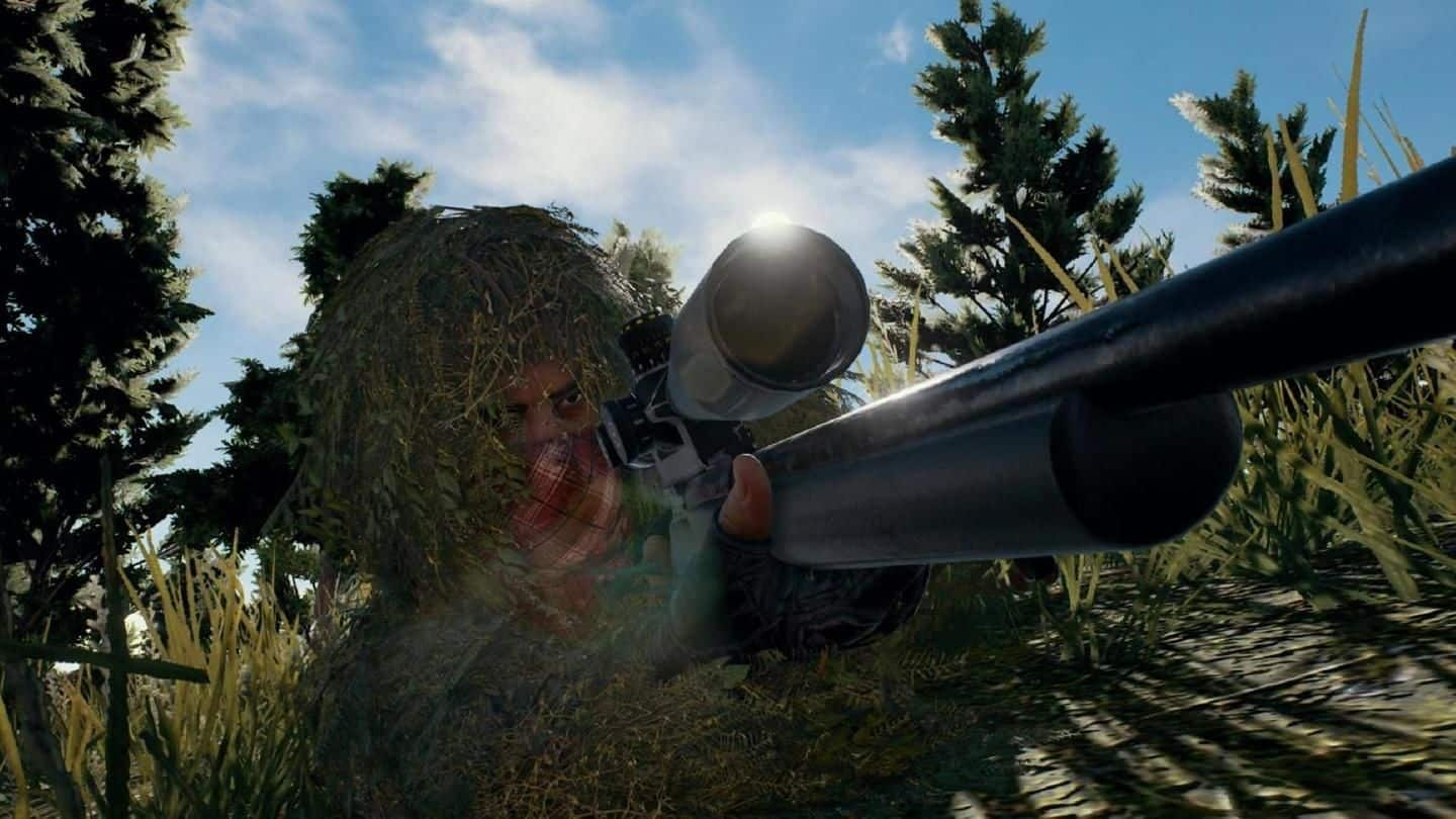 #GamingBytes: Five tips for snipers in PUBG