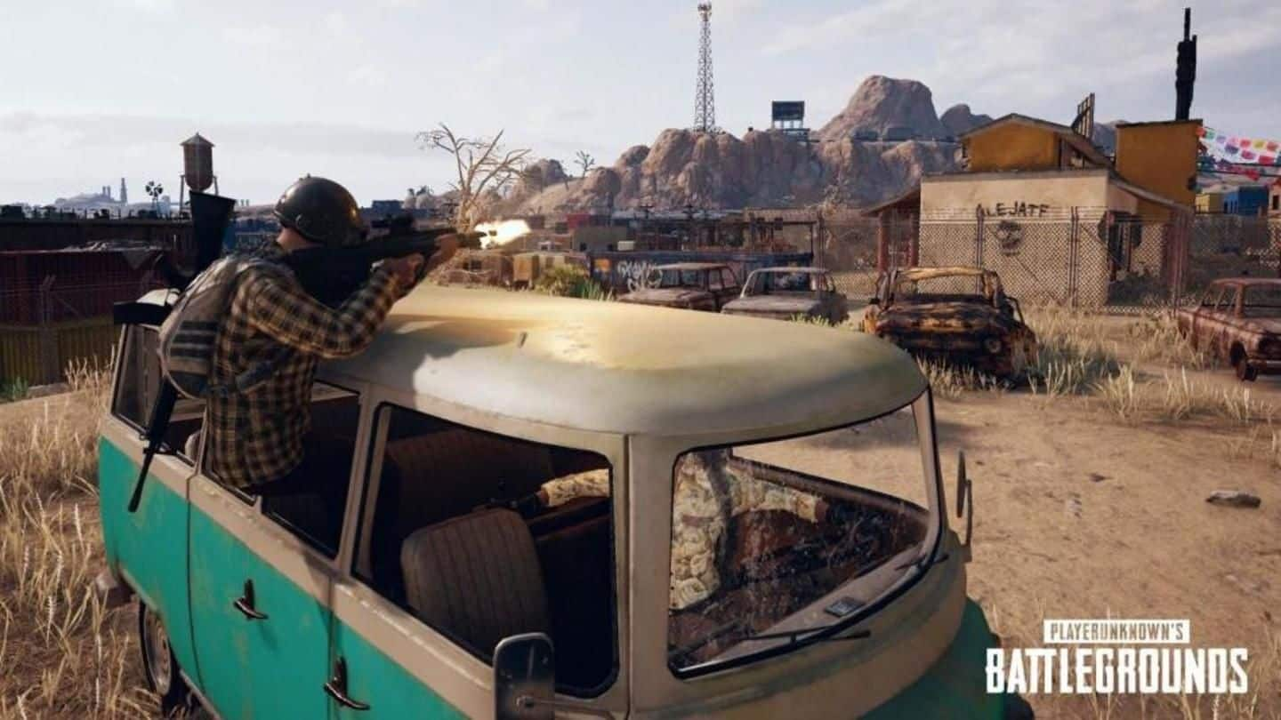 #GamingBytes: Top 5 vehicles to use in PUBG