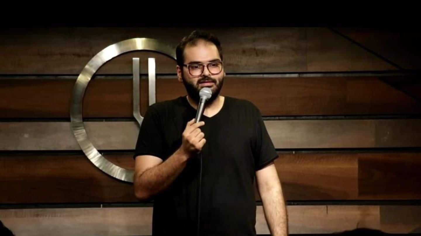 MS University of Vadodara cancels 'anti-national' Kunal Kamra's show