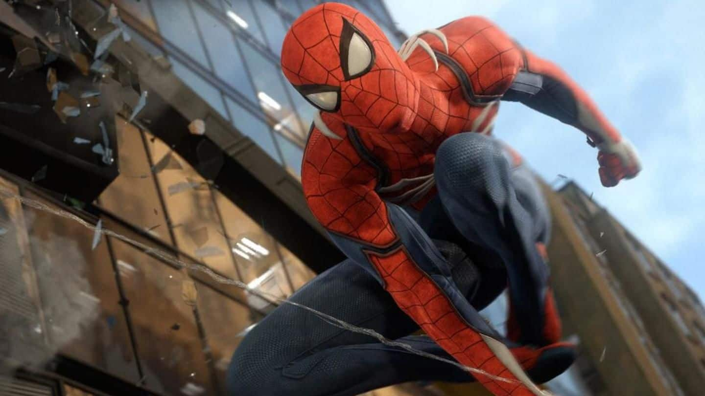 #GamingBytes: Spider-Man PS4 has incredibly high platinum trophy completion