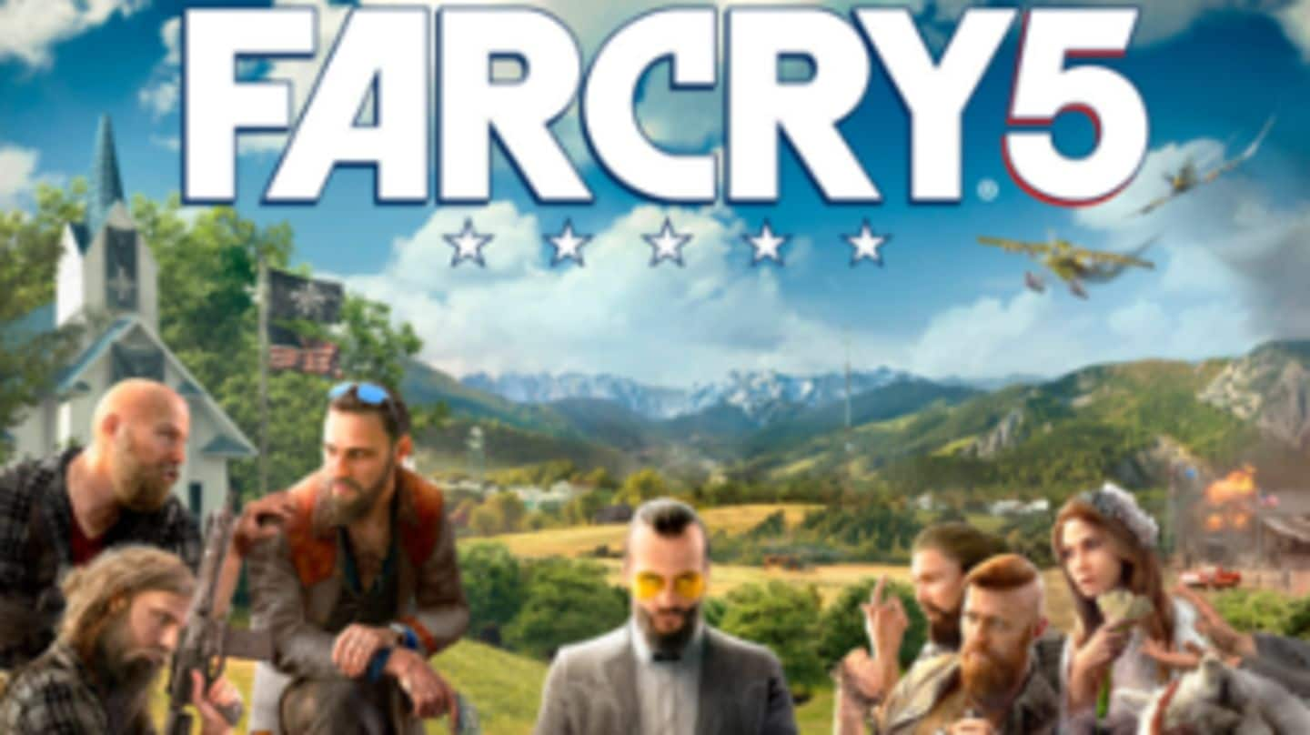 5 most exciting Easter Eggs in Far Cry 5
