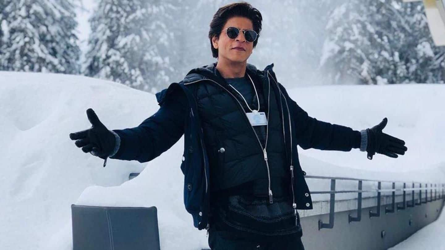 #LivingLikeKing: Price of SRK's 5 possessions will blow your mind