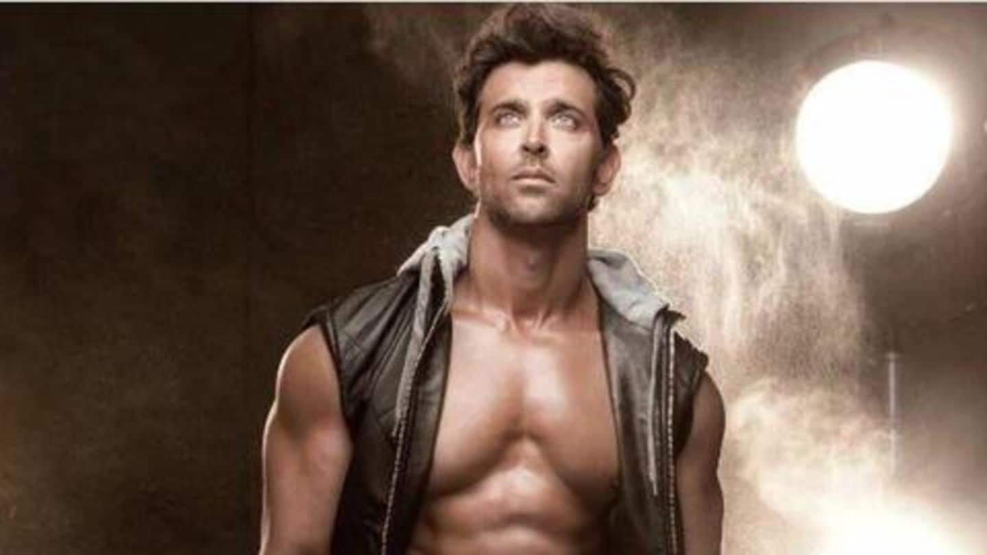 Hrithik Roshan booked in a case of cheating: Here's why