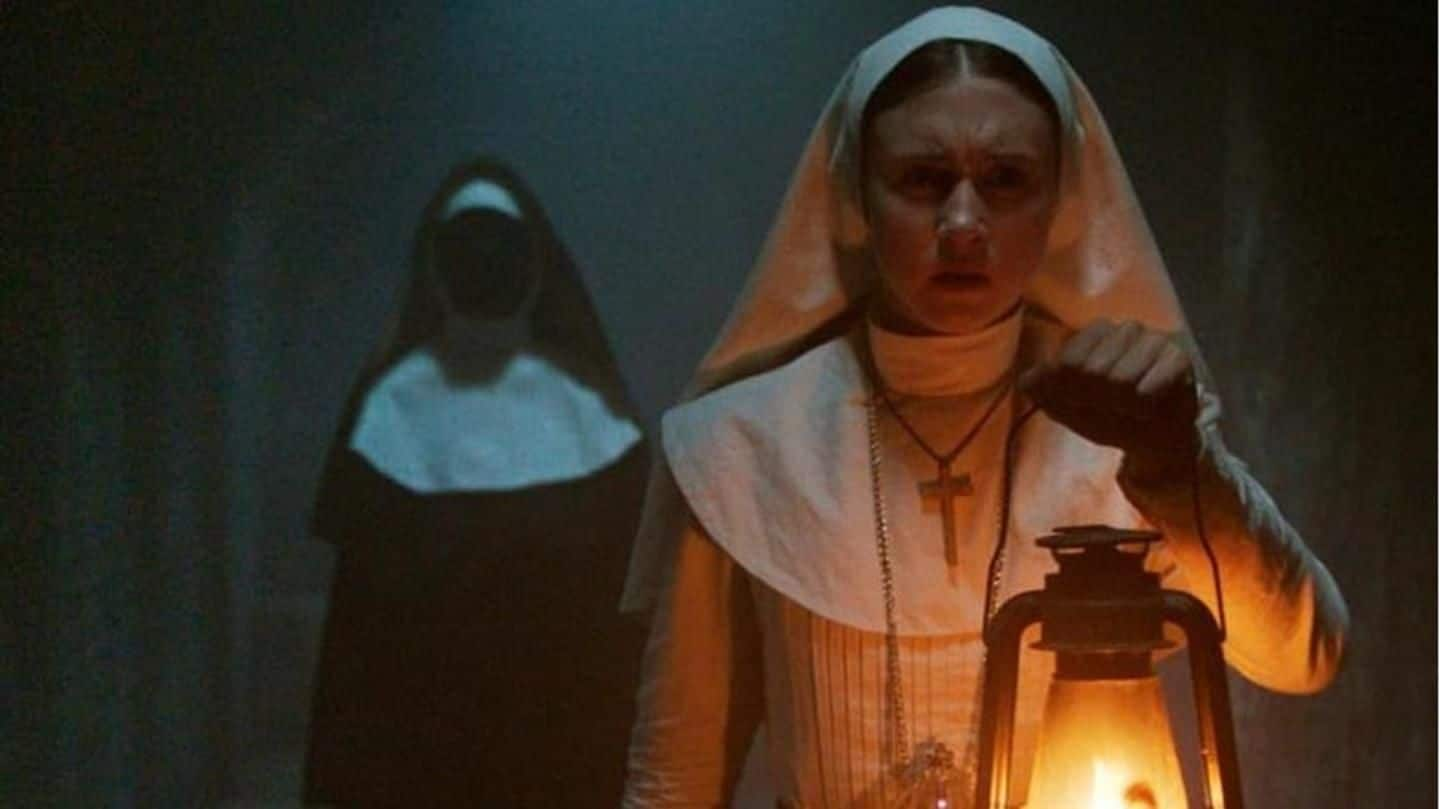 Fear is the winner: 'The Nun' beats Bollywood-releases at box-office