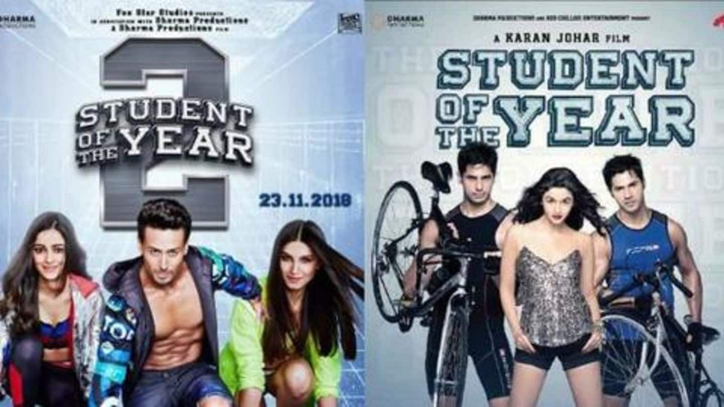 #SOTY2: Varun Dhawan gets nostalgic about 'Student Of The Year'