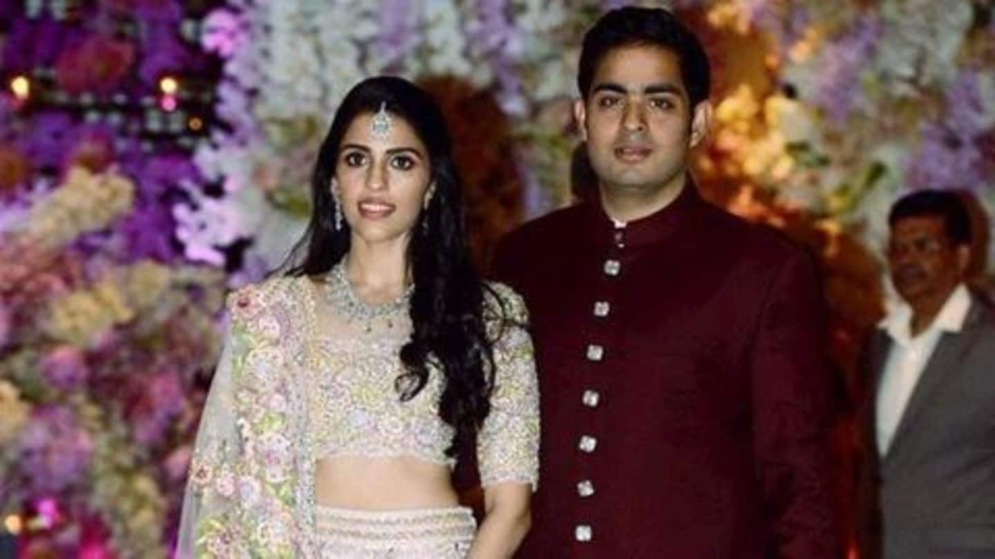 Here's everything you need to know about Akash Ambani's wedding