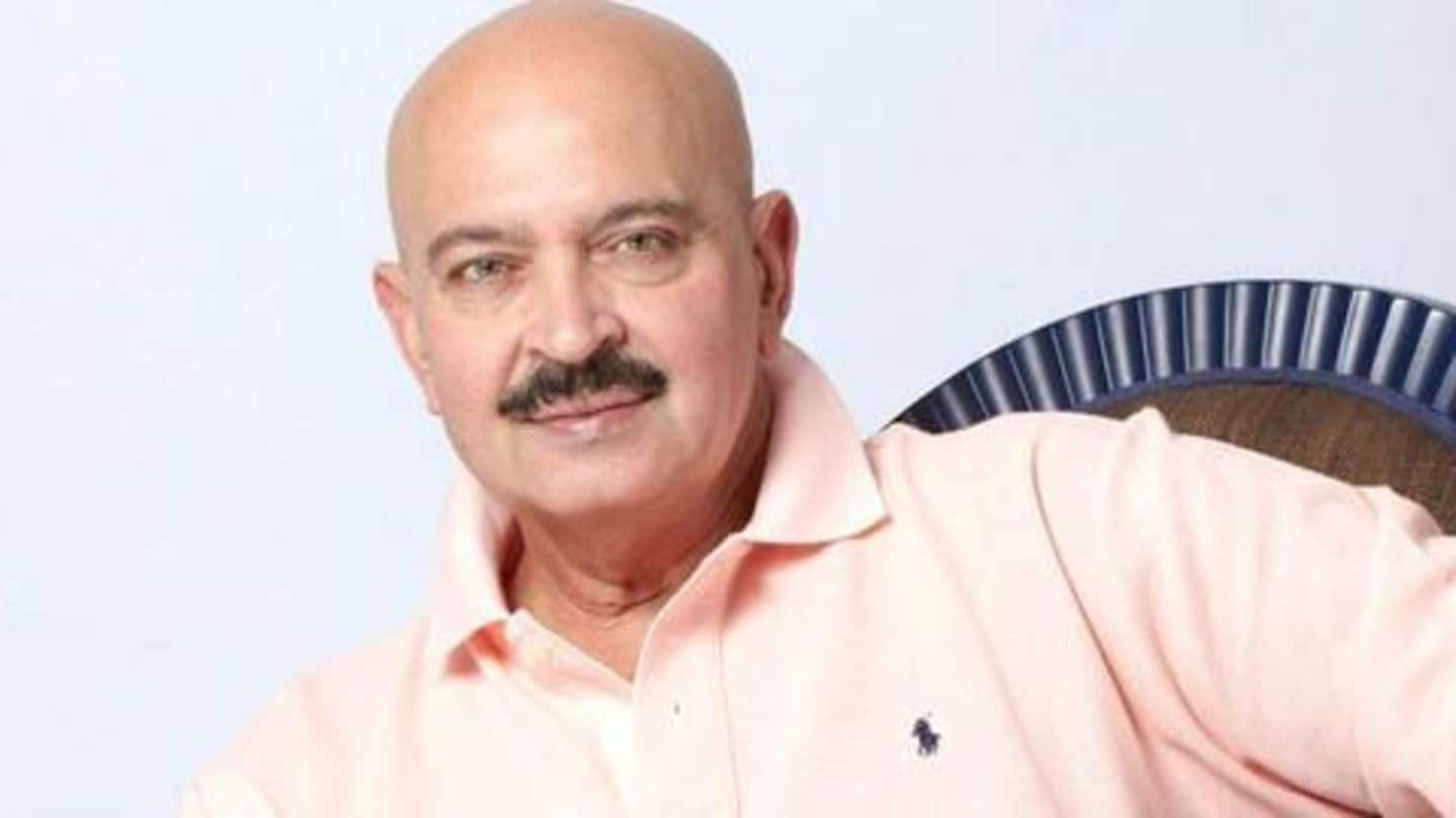 Done with cancer surgery, Rakesh Roshan confirms he's recovering fast