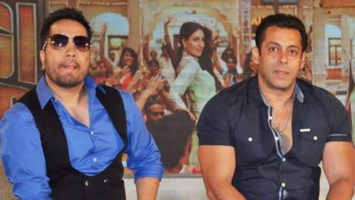 Salman will be banned if he performs with Mika: FWICE