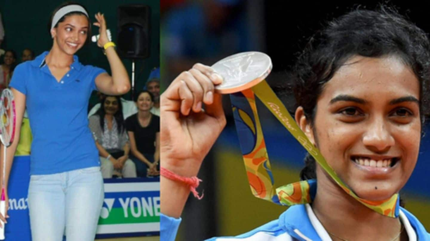Is Deepika being considered to play PV Sindhu in biopic?