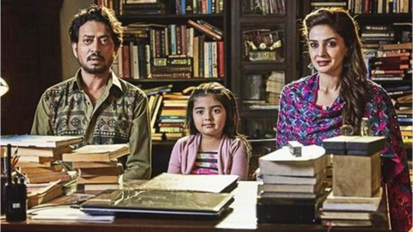Irrfan's 'Hindi Medium 2' gets new title, director: Details here