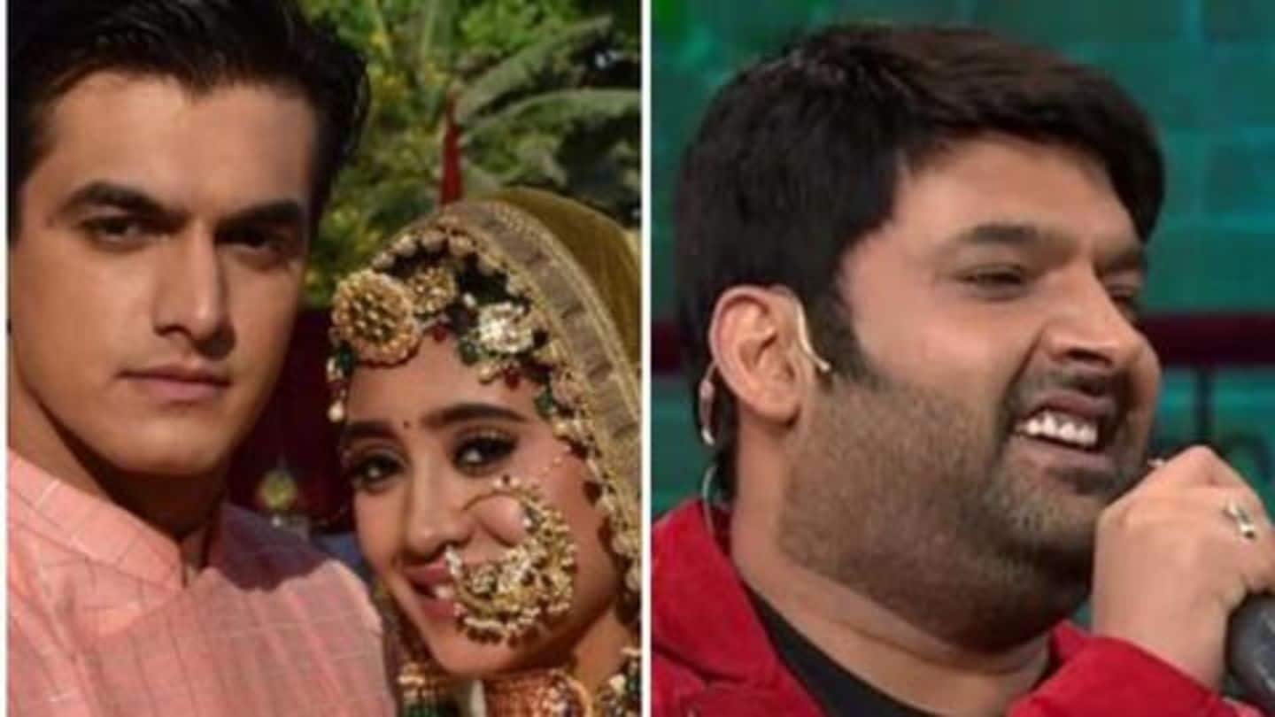 TRP report: 'The Kapil Sharma Show' back in top 5