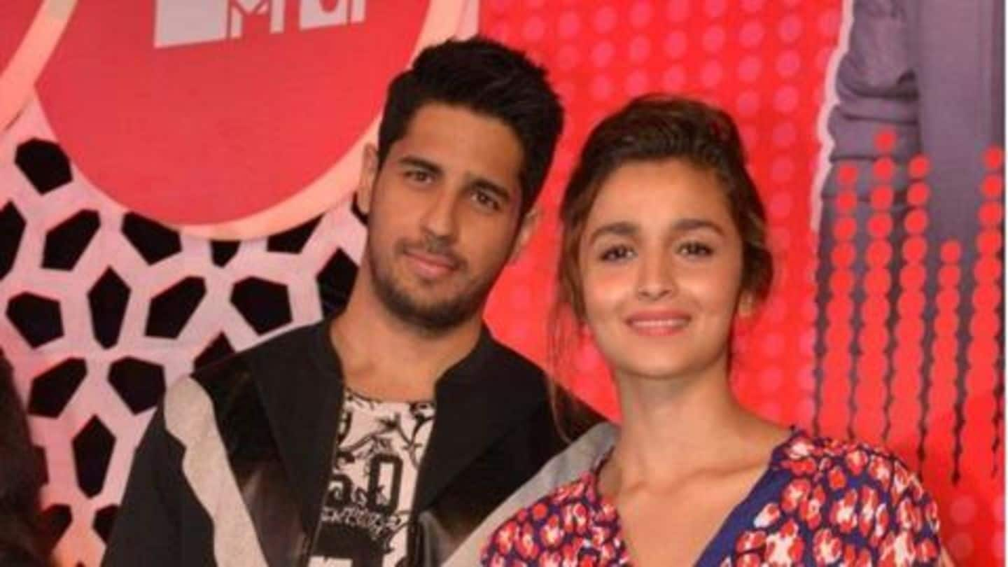 I have a lot of love for Sidharth: Alia Bhatt