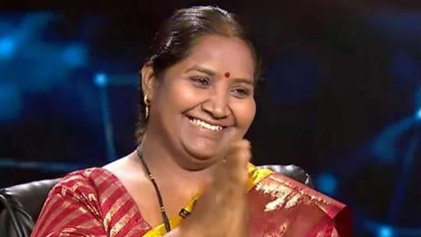 'KBC11' finds its second crorepati; cook Babita wins Rs. 1cr